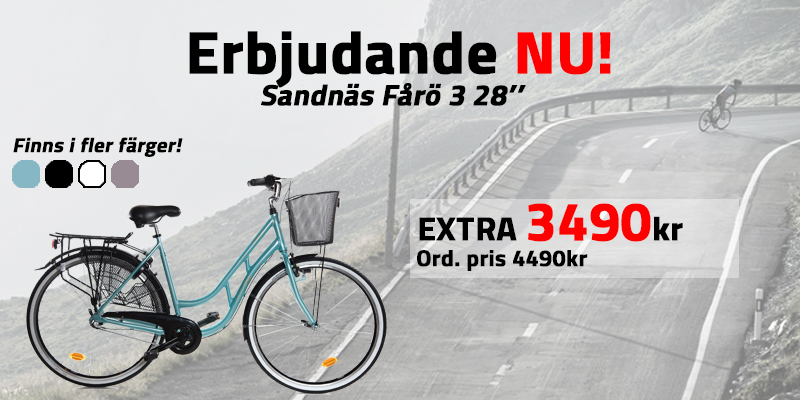 köp billig cykel online