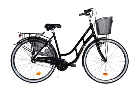 28 tum cykel ålder